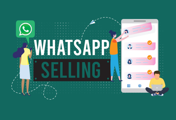 WhatsApp selling
