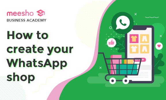 How to create your WhatsApp shop