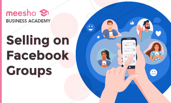 How to Sell on Facebook groups