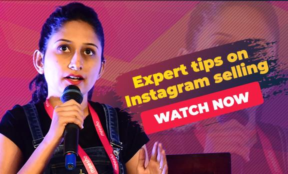 Expert tips on Instagram selling