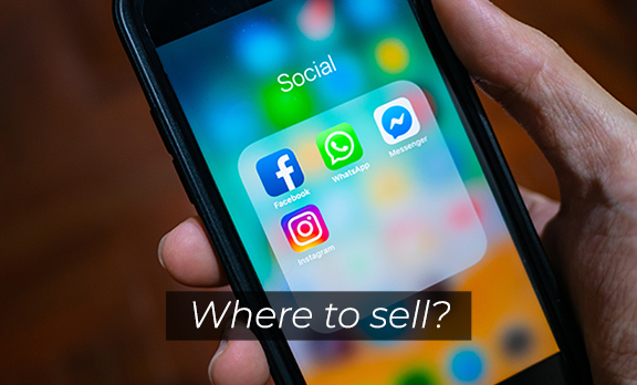 Where to sell?