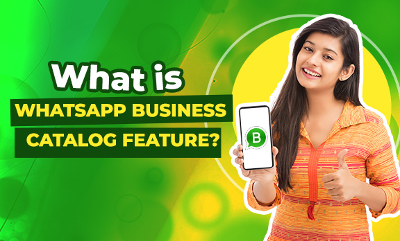 What is WhatsApp Business Catalogue feature ?