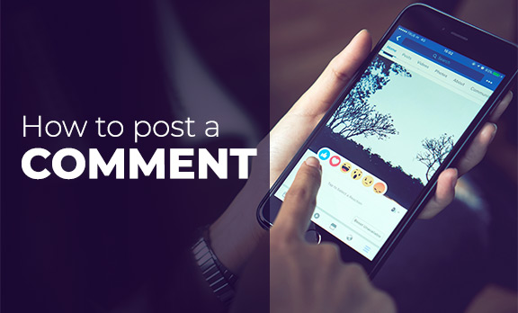 How to Post a Comment?