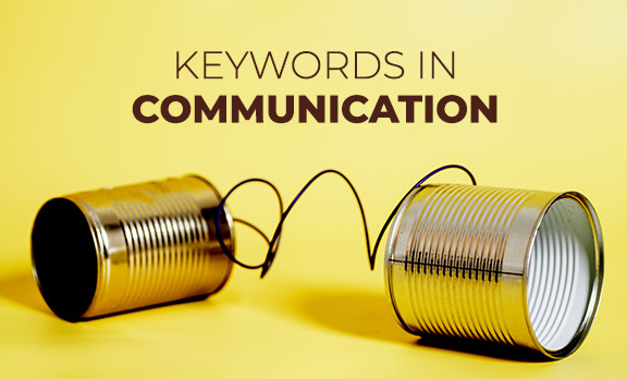 Keywords for Communication