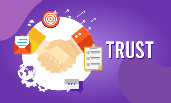 How to gain customer's trust?