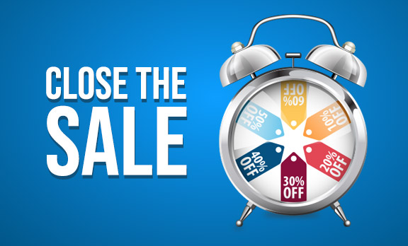 Close the Sale