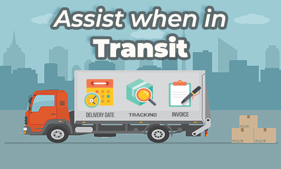 Assist When in Transit