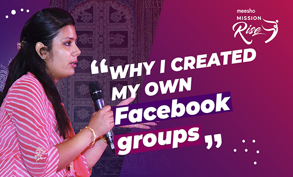 Why I created my own Facebook Group