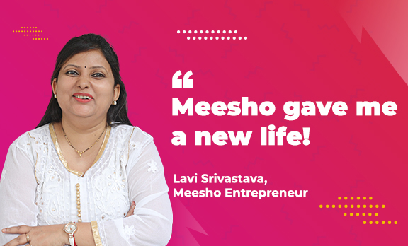 Inspiring story - Meesho gave me a new life