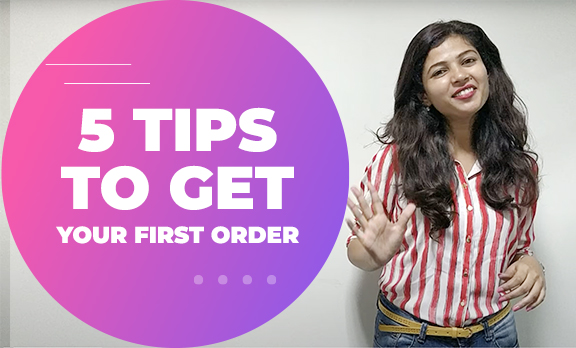5 tips to find your first customer